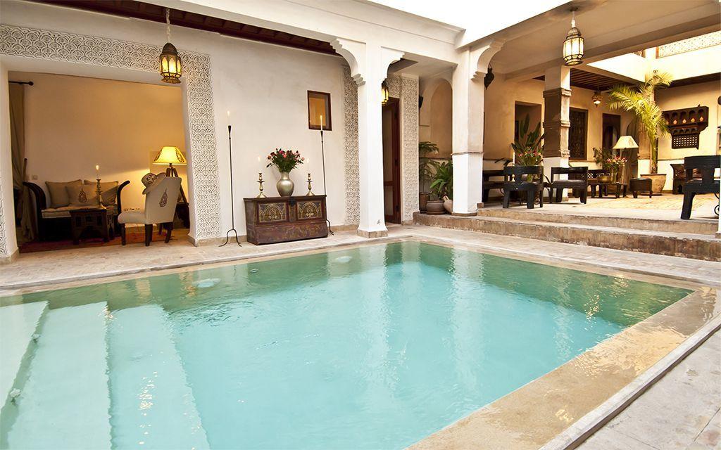 Hotel riad aladdin marrakech site officiel d couvrez for Riad marrakech piscine